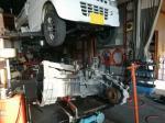 スズキ キャリィトラック ミッション修理